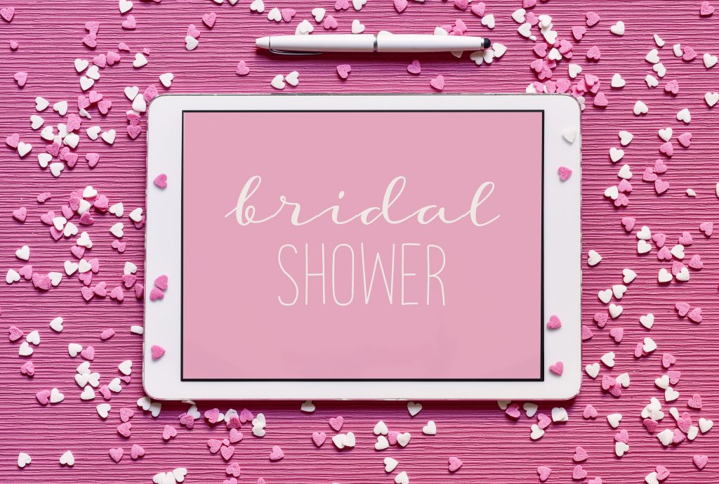 Our New Reality: Virtual Bridal Showers Image